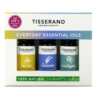 Tisserand Everyday Essential Oils Kit