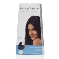 Tints of Nature Permanent Hair Colour - Natural Darkest Brown 2N
