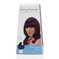 Tints of Nature Permanent Hair Colour - Medium Mahogany Brown 4M
