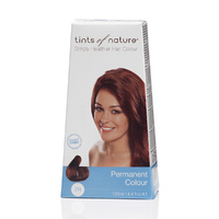 Tints of Nature Permanent Hair Colour - Soft Copper Blonde 7R