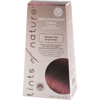 Tints of Nature Semi-Permanent Hair Colour - Mahogany Red