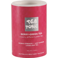 Tea Tonic Berry Green Tea