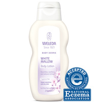 Weleda White Mallow Body Lotion - 200mL