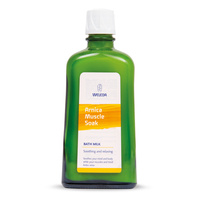 Weleda Arnica Muscle Soak Bath Milk - 200mL