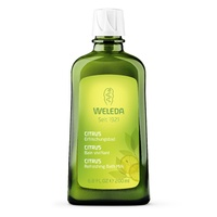 Weleda Citrus Refreshing Bath Milk - 200mL