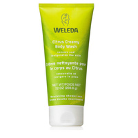 Weleda Citrus Creamy Body Wash - 200mL
