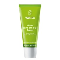 Weleda Citrus Hand and Nail Cream - 50mL