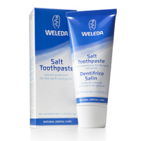 Weleda Salt Toothpaste - 75mL