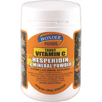 Wonder Foods Tangy Vitamin C Powder