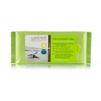Wotnot Biodegradable Travel Baby Wipes Refills