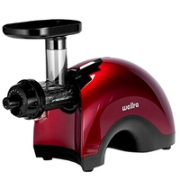 Wellra TGJ 50S Twin Gear Juicer - Red