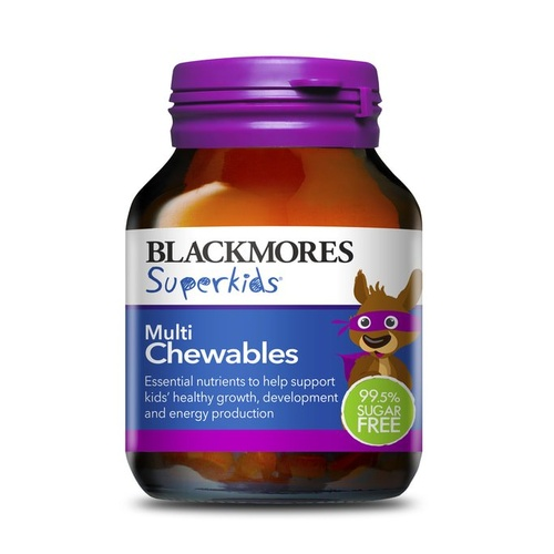 Blackmores Kids Chewable Multi 60 tablets