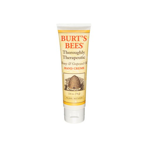 Burt's Bees Honey and Grapeseed Oil Hand Creme - 74g