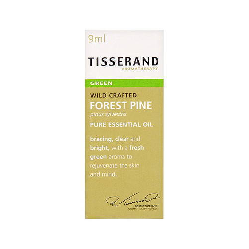 Tisserand Forest Pine Wild Crafted Pure Essential Oil - 9mL