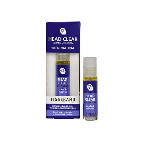 Tisserand Head Clear Aromatherapy Roller Ball - 10mL