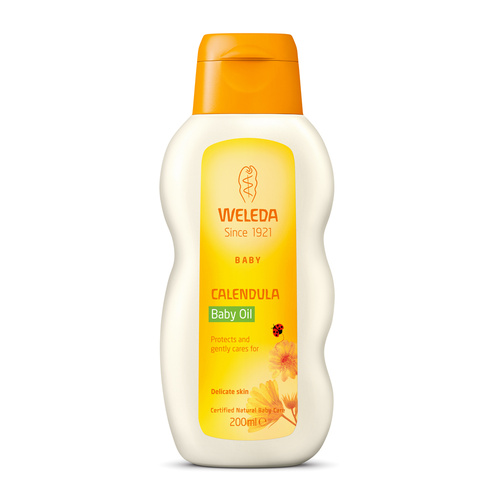 Weleda Baby Calendula Oil - 200mL